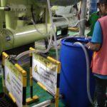 Pekerjaan perbaikan water chiller dan overhoul compresor di PT. INDOFOOD SUKSES MAKMUR CIKAMPEK - Service Chiller Bekasi