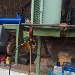 Pekerjaan perbaikan water chiller dan overhoul compresor di PT. INDOFOOD SUKSES MAKMUR CIKAMPEK - Perbaikan Chiller Bekasi