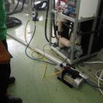 Instalasi Water Chiller Kapasitas