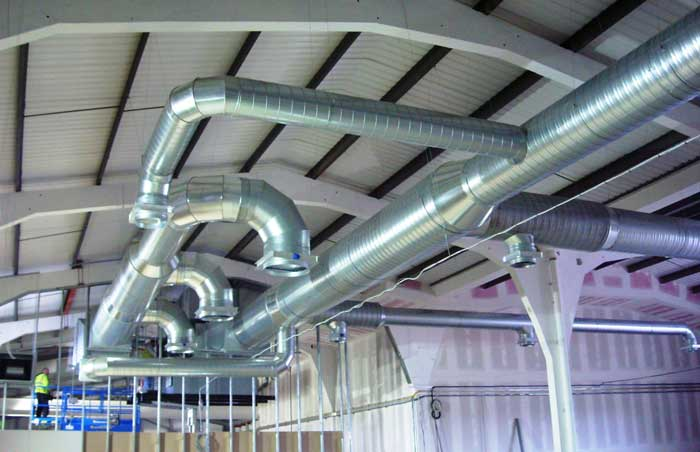 Service ducting